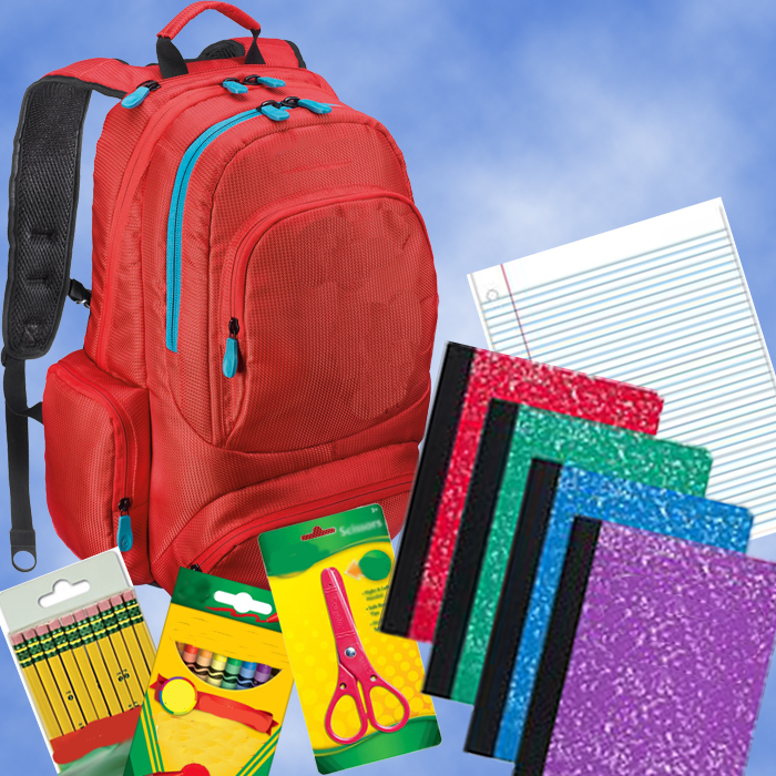 Back to School Supplies Drive at Mission of Hope Dora